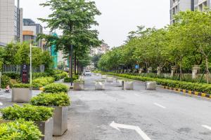 Rongyi Apartment, Apartmány  Kanton - big - 101