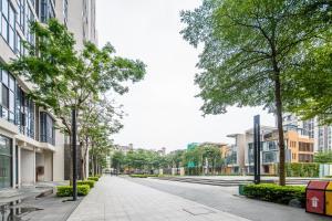 Rongyi Apartment, Apartmány  Kanton - big - 139