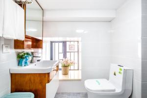 Rongyi Apartment, Apartmány  Kanton - big - 52