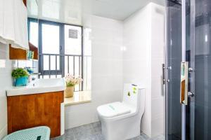 Rongyi Apartment, Apartmány  Kanton - big - 50
