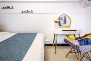 Rongyi Apartment, Apartmány  Kanton - big - 65