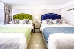 Rongyi Apartment, Apartmány  Kanton - big - 62