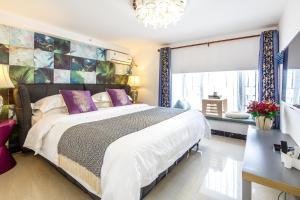 Rongyi Apartment, Apartmány  Kanton - big - 178