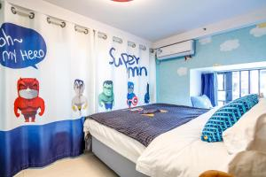 Rongyi Apartment, Apartmány  Kanton - big - 168