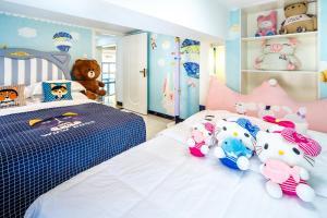 Rongyi Apartment, Apartmány  Kanton - big - 46