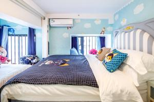 Rongyi Apartment, Apartmány  Kanton - big - 47