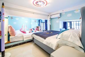 Rongyi Apartment, Apartmány  Kanton - big - 197