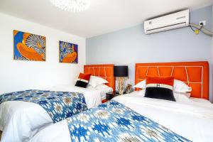 Rongyi Apartment, Apartmány  Kanton - big - 163
