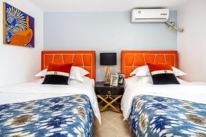 Rongyi Apartment, Apartmány  Kanton - big - 97