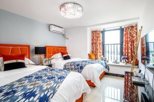 Rongyi Apartment, Apartmány  Kanton - big - 90