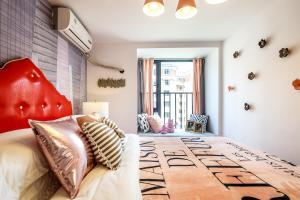 Rongyi Apartment, Apartmány  Kanton - big - 12