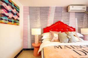 Rongyi Apartment, Apartmány  Kanton - big - 162