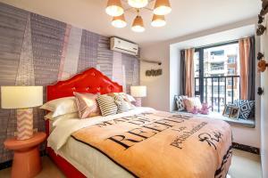 Rongyi Apartment, Apartmány  Kanton - big - 92