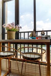 Rongyi Apartment, Apartmány  Kanton - big - 49