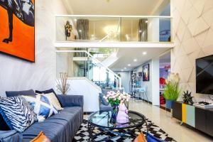 Rongyi Apartment, Apartmány  Kanton - big - 135