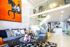 Rongyi Apartment, Apartmány  Kanton - big - 127