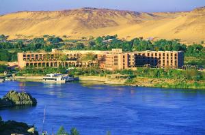 Pyramisa Isis Island Aswan Resort & Spa, Асуан