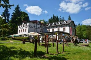 4 stern hotel Spa & Wellness Hotel Harmonie Marienbad Tschechien
