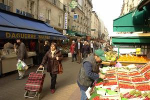 Montparnasse Daguerre, Hotely  Paříž - big - 35