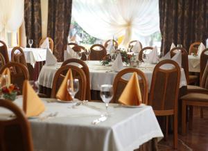 Hotel Bartan Gdansk Seaside, Отели  Гданьск - big - 41