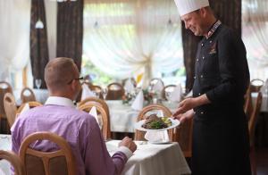 Hotel Bartan Gdansk Seaside, Отели  Гданьск - big - 40