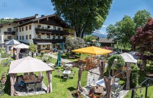 Ferienhotel Lindenhof, Hotely - Leogang