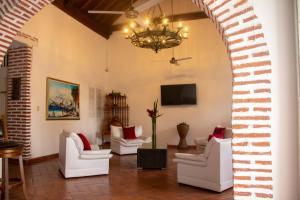 Casa Villa Colonial By Akel Hotels, Hotel  Cartagena de Indias - big - 21