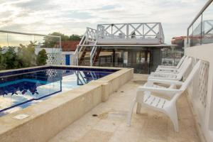Casa Villa Colonial By Akel Hotels, Hotel  Cartagena de Indias - big - 38