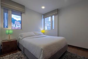 Gorgeous Chapinero Alto Apartment, Apartmány  Bogota - big - 22