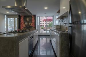Gorgeous Chapinero Alto Apartment, Apartmány  Bogota - big - 25