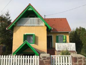 obrázek - Arácsi házikó
