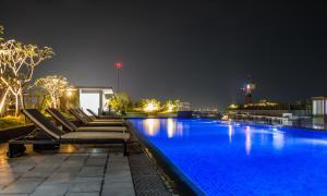 Bodaiju Residences, Апартаменты  Пномпень - big - 53
