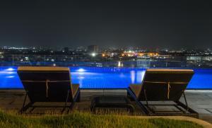 Bodaiju Residences, Апартаменты  Пномпень - big - 51