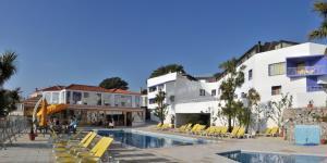 Miramar Hotel & Spa, Отели  Назаре - big - 115