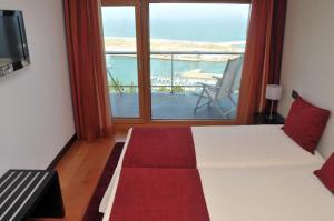 Hotel Miramar Sul, Отели  Назаре - big - 66