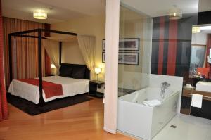 Hotel Miramar Sul, Отели  Назаре - big - 59