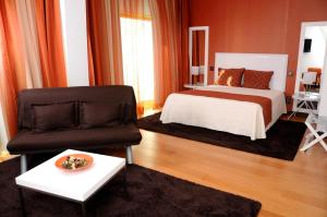 Hotel Miramar Sul, Отели  Назаре - big - 63