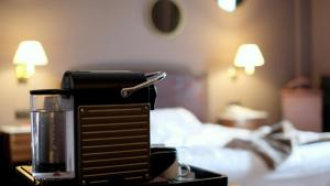 Hotel Carlton, Отели  Лилль - big - 37
