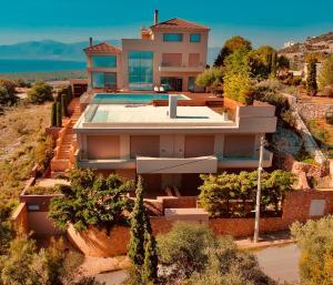 Seaview Peninsula villa