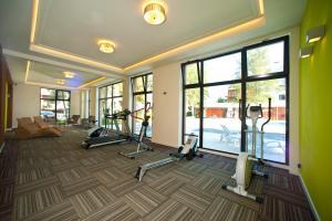 Apartament Orchidea Osiedle Polankibasen saunasala fitness