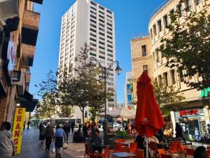 Jerusalem City View Apartments