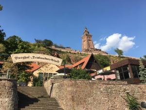 Burghof Kyffhäuser - Berga