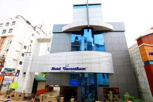 Hotel vasantham - Podanūr Junction