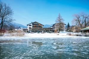 4 hvězdičkový hotel Hotel Terrassenhof Bad Wiessee Německo