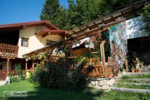 Cabana Suprema Armonie, Лоджи  Dîmbovicioara - big - 30