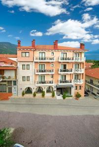 Olympus Mediterranean Boutique Hotel, Hotely  Litóchoron - big - 57