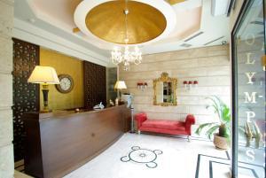 Olympus Mediterranean Boutique Hotel, Hotely  Litóchoron - big - 53