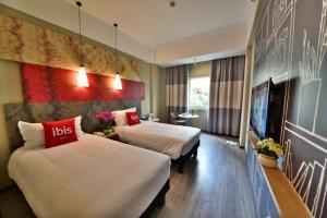 IBIS Railway Station Hotel, Hotely  Sia-men - big - 44