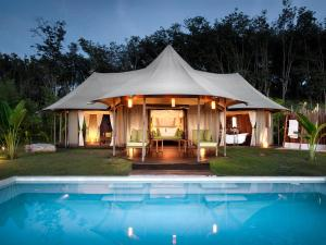 9 Hornbills Tented Camp - Adults only - Ban Pakan Pao