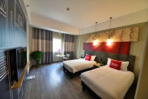 IBIS Railway Station Hotel, Hotely  Sia-men - big - 56